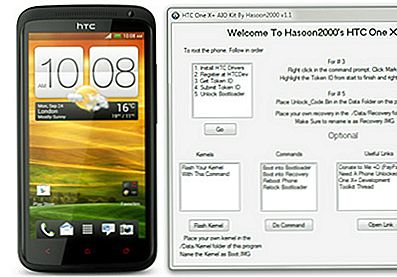 HTC One X + Toolkit: Root Easy, Bootloader Unlock & Recovery Flashing