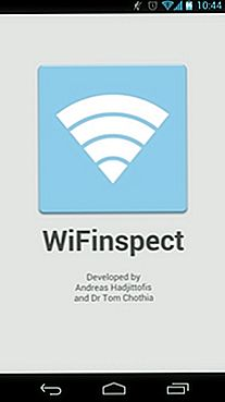 WiFinspect: Kraftig Wi-Fi Network Monitoring & Auditing Tool [Android]