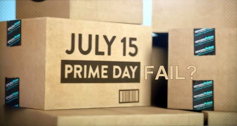 "Angry kunder kalder Amazon Prime Day Sale En ""Prime Fail"""