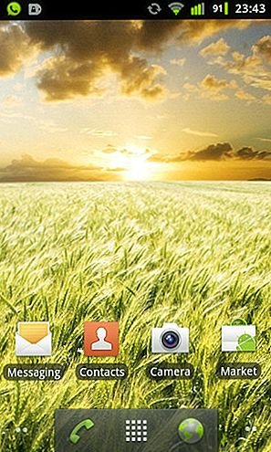 下載適用於三星Galaxy S的官方Android 2.3.5 Gingerbread ROM