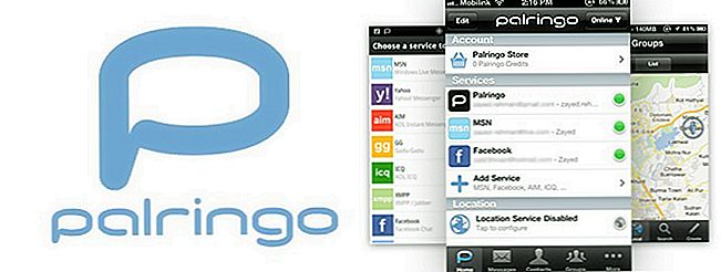 Palringo: Multi-Platform IM App til Android, iOS, Java & More
