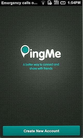 PingMe IM til Android, iOS & WP7 - Live Chat, Image & Location Sharing