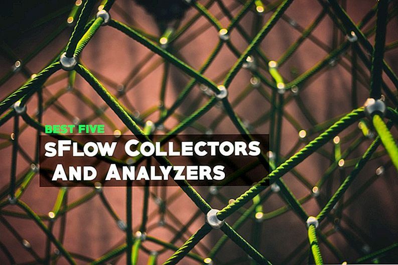 Best Free sFlow Collectors and Analyzers Przegląd w 2018 roku
