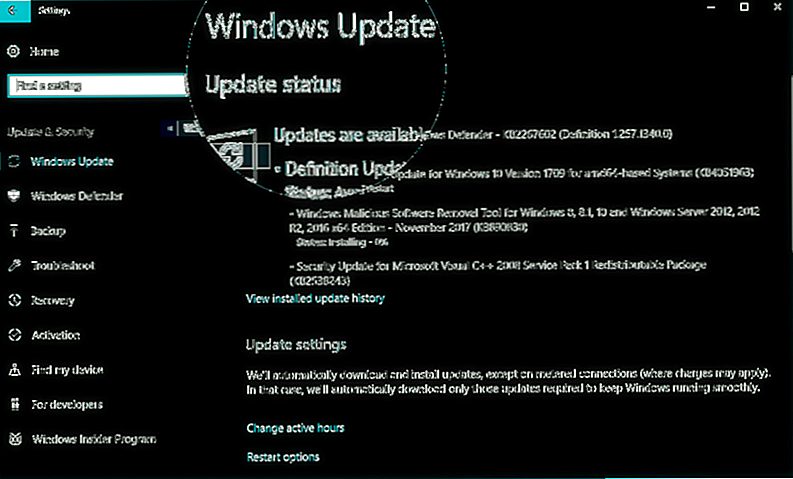 Errores de Windows 10 que exponen a los usuarios a amenazas de seguridad si retrasan las actualizaciones de Windows