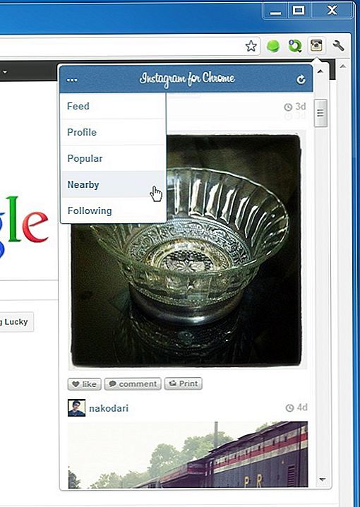 Instagram for Chrome: En Elegant Viewer Til Foto Deling Giant